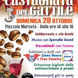 27 ottobre: Castagnata 2019 !!