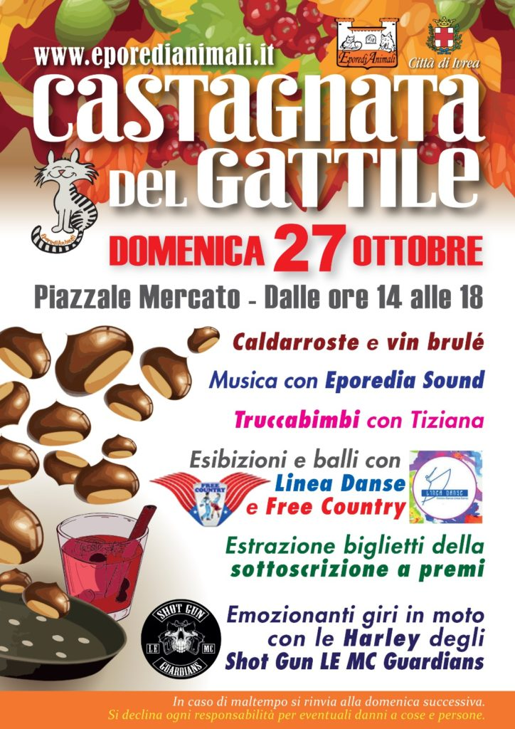 Castagnata 2019: foto e biglietti estratti !