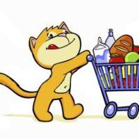 Raccolte alimentari al MaxiZoo – Burolo