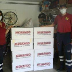 Grazie Morando !
